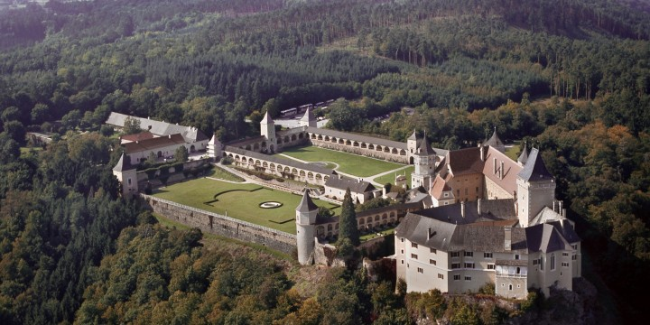 Schloss Rosenburg im Waldviertel