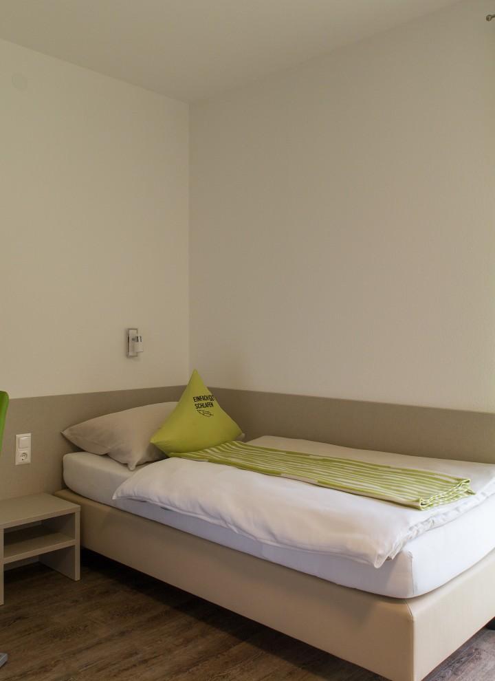 Rollstuhlfahrer geeignete Hotelzimmer